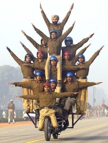Индусская армия