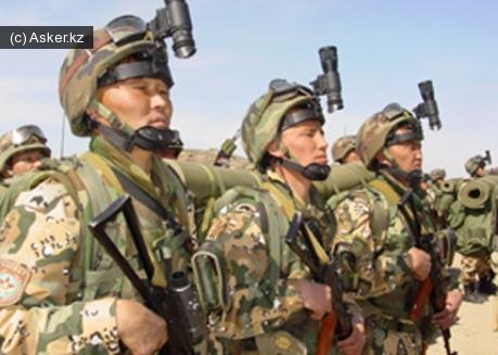 призывники казахстана