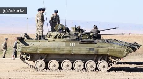 техника армии Казахстана, танки, бтр