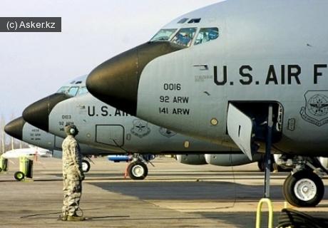 военные самолеты ВВС США