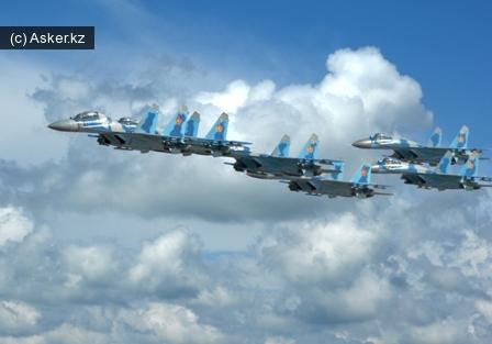 авиация Республики Казахстан