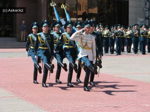 Республиканская гвардия Казахстана