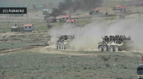 Блокирование и уничтожение незаконных вооруженных формирований