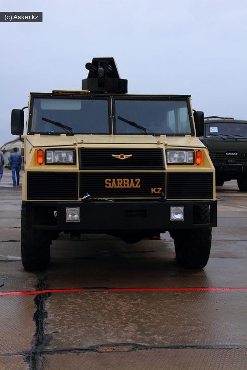 KADEX-2012 сарбаз
