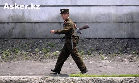 Солдат КНДР