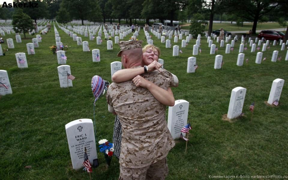 солдаты США убитые в Афганистане