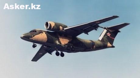 Самолет Ан-72