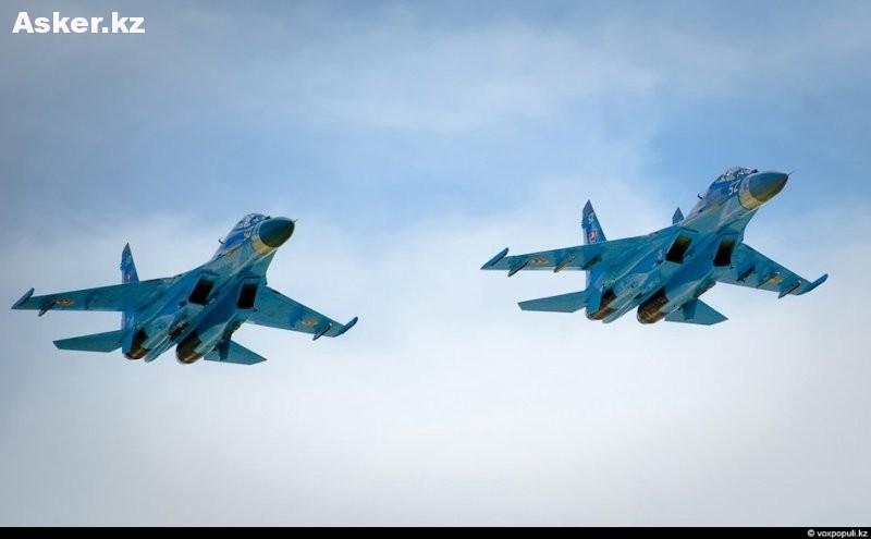Военные самолеты рк