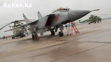 Военная авиация РК