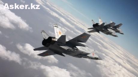 МИГ-31 Министерства обороны РК